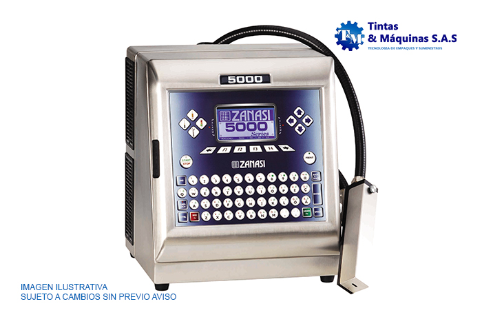 Codificador INK JET Z5000